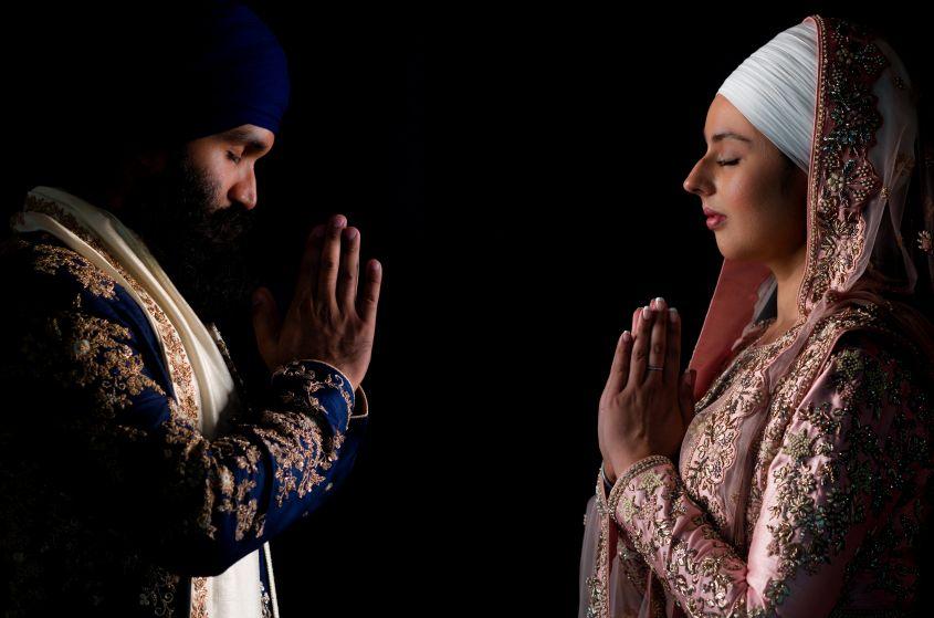 Sikh Wedding Ceremony – Birmingham
