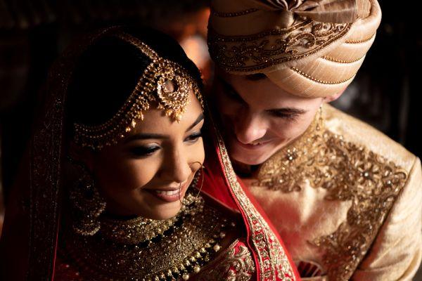 Bhaktivedanta Manor Hindu Wedding
