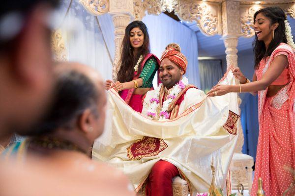 Oshwal Centre Wedding Photographer
