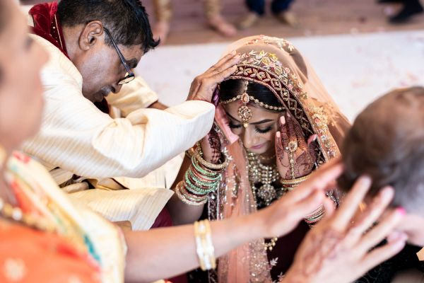 Keythorpe Manor Hindu Wedding