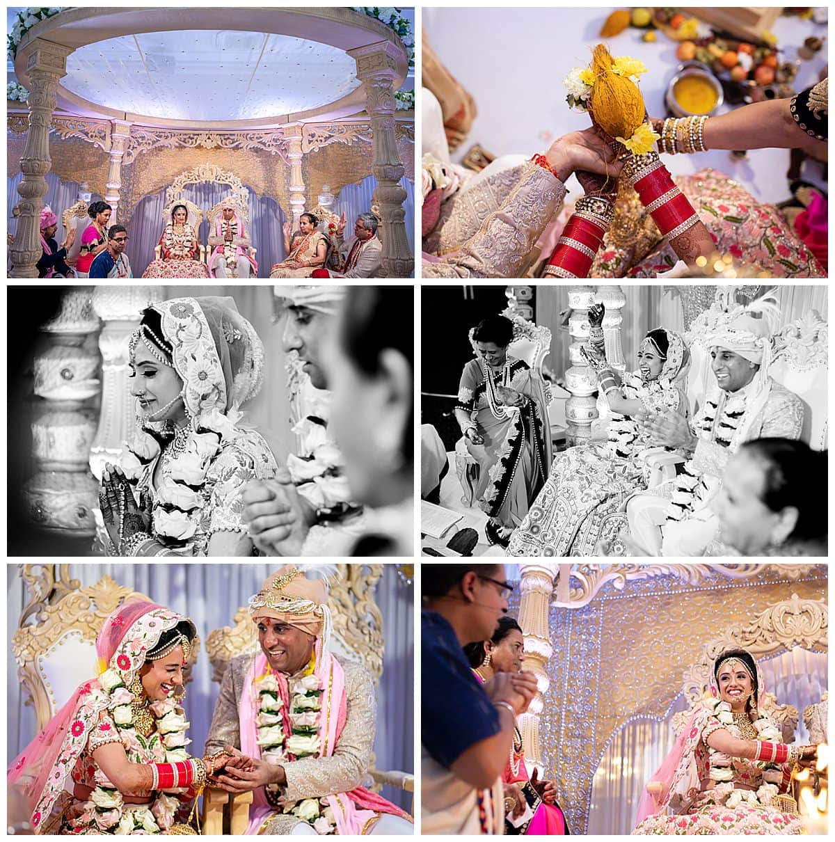Beautiful Hindu Wedding Photography