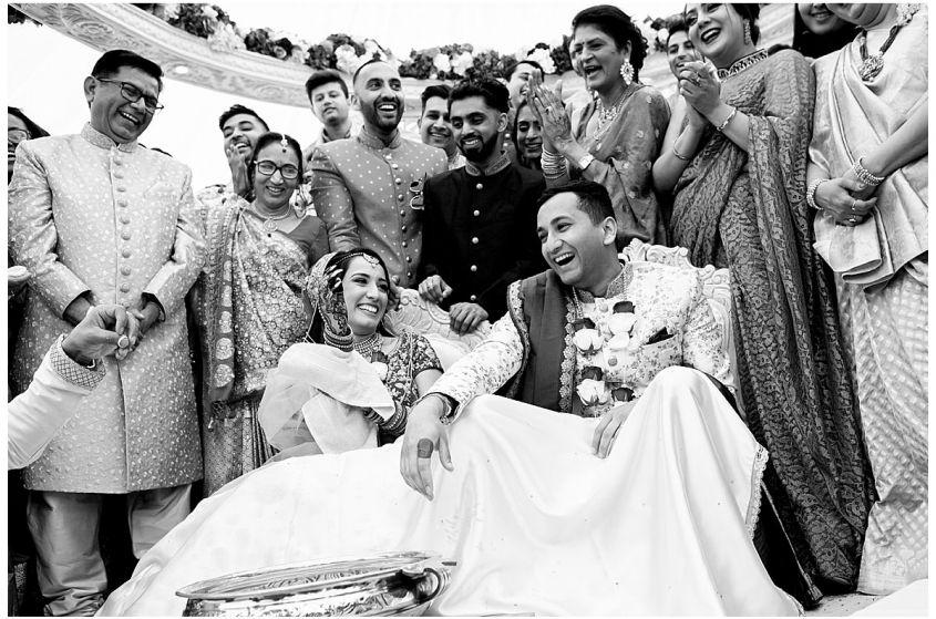 Hindu Wedding & Reception, Osmaston Park, Derby