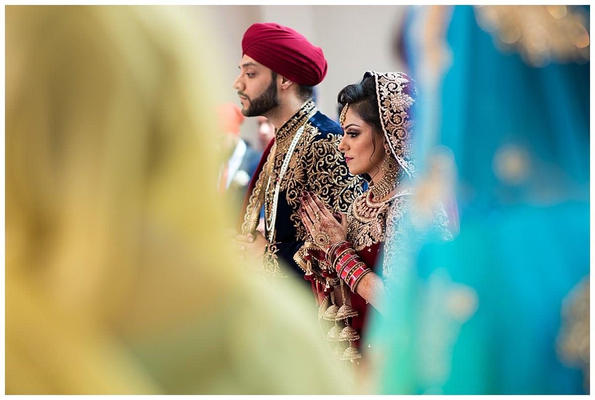 Sikh Wedding Photography London