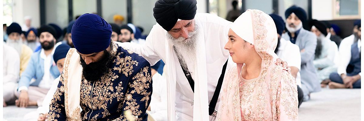 Sikh Wedding Ceremony - Birmingham