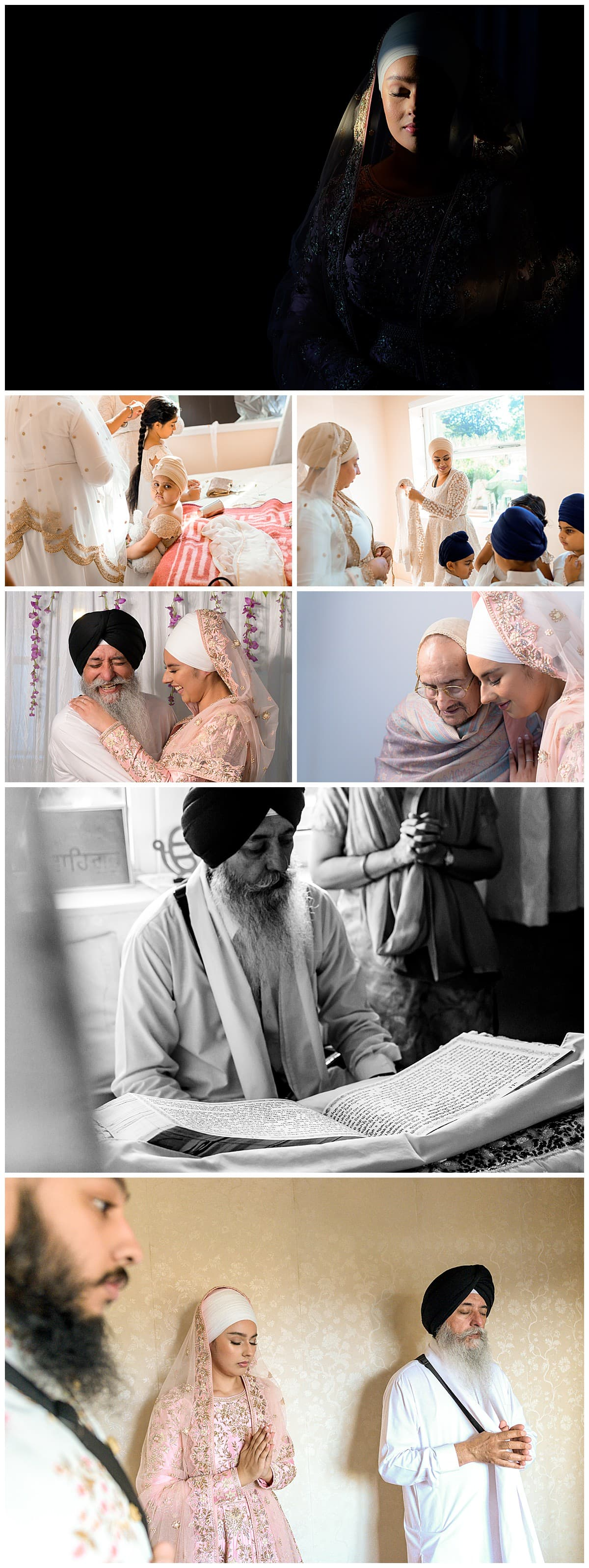 Sikh Wedding Photogapher London