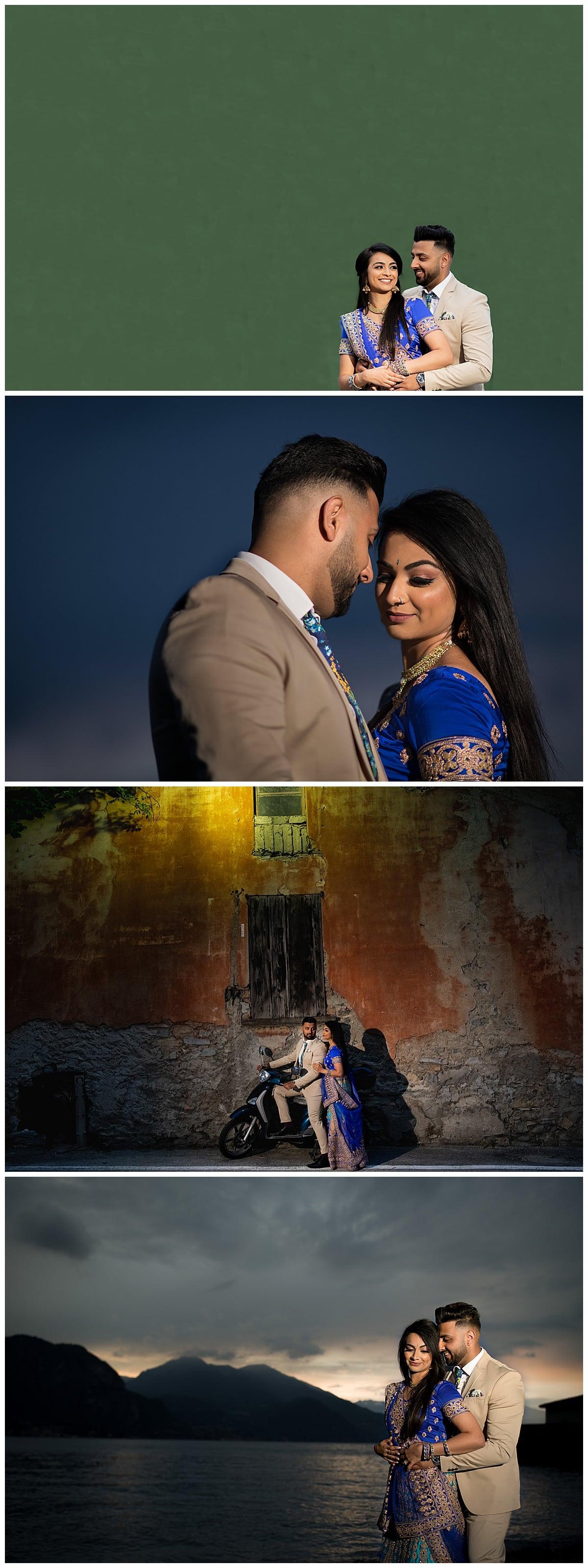 Italy Hindu Wedding