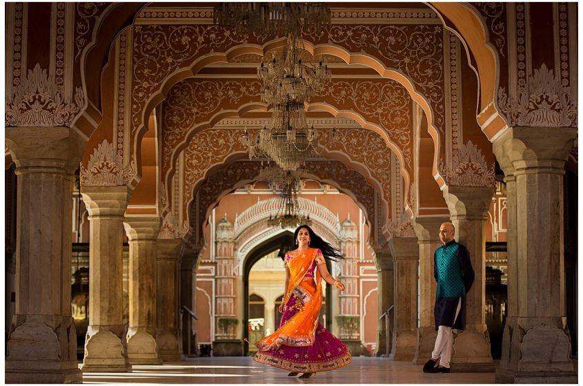 Romance in Jaipur