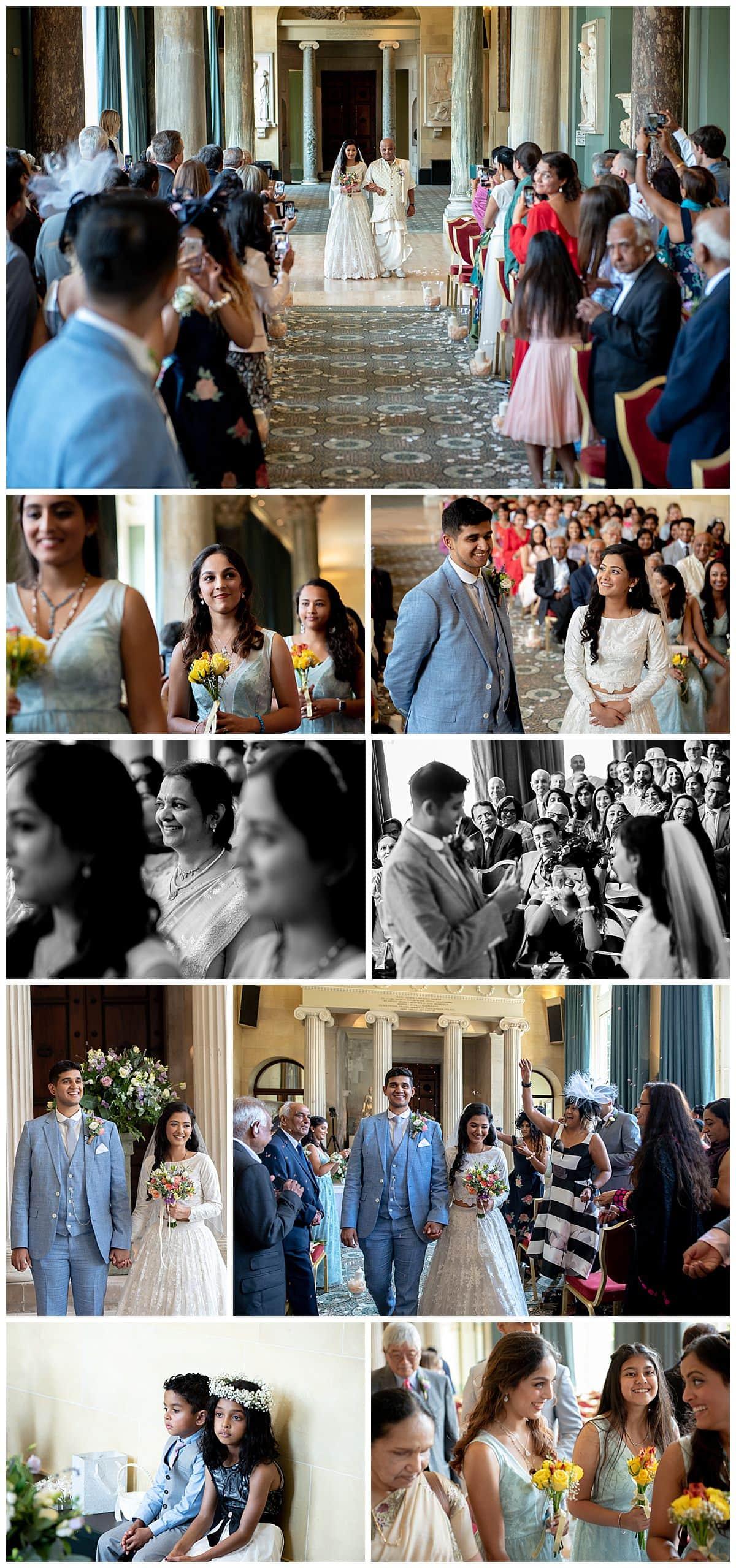 Woburn Abbey Wedding