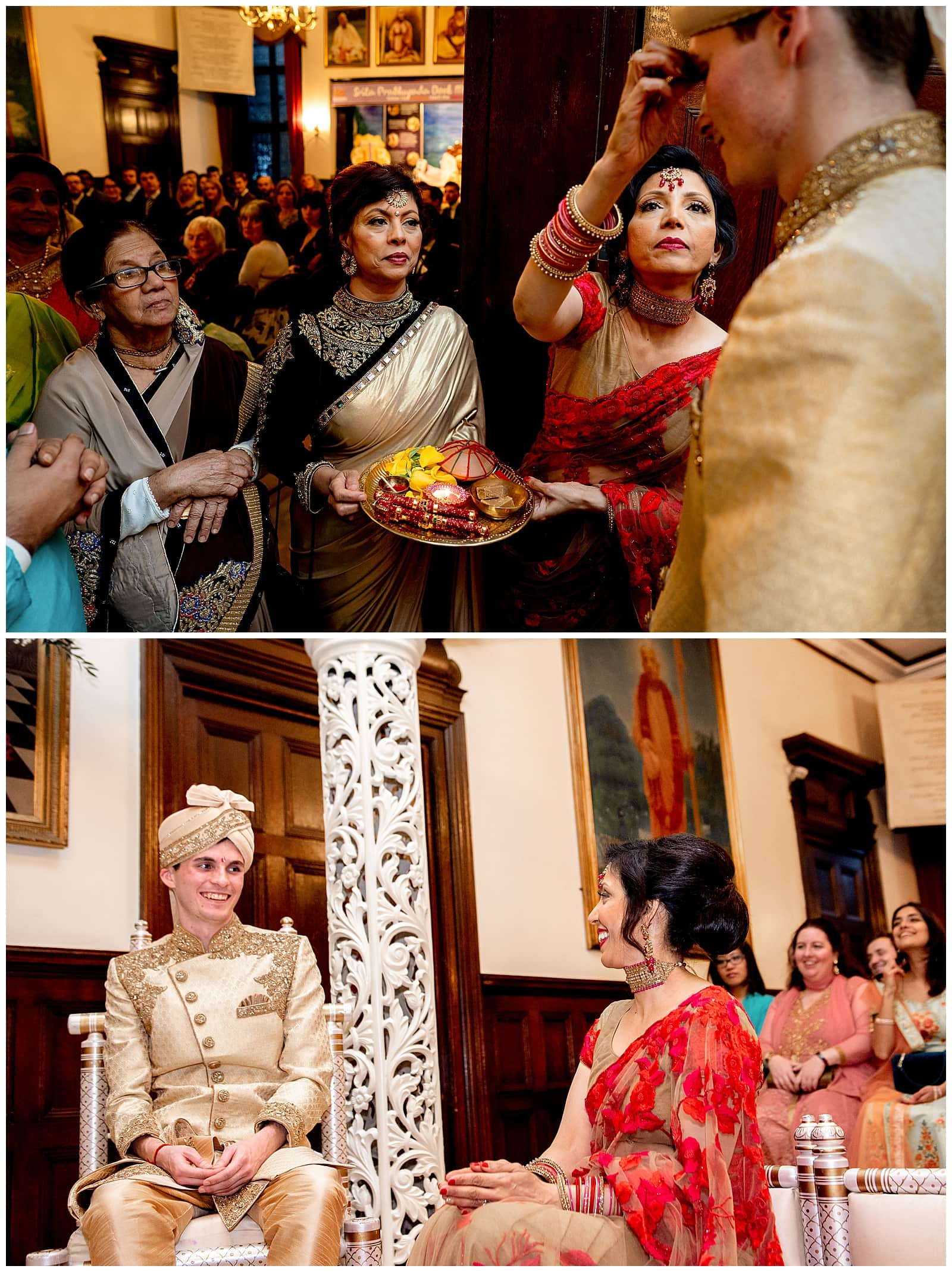 Bhaktivedanta Manor Wedding