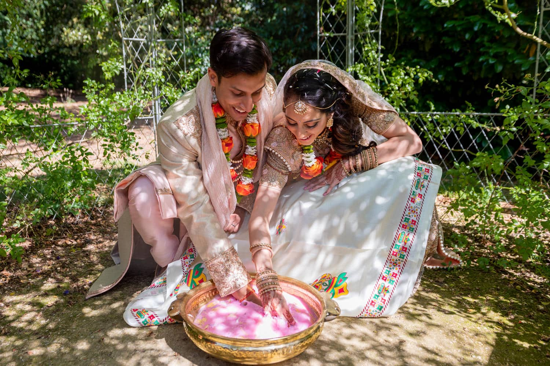 Bhaktivedanta Manor Wedding
